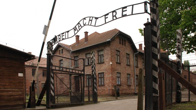 Auschwitz is located 40KM / 25m from Krakow.